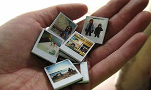 Photo magnet project