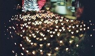 Cool Idea,Heart Shape Photos