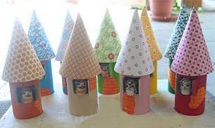 Cute Paper Craft