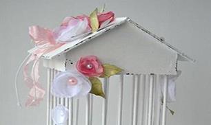 DIY Decorative bird Cage