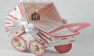 DIY Paper Stroller