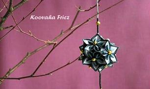 DIY Beautiful Kusudama