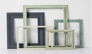 DIY beautiful frames