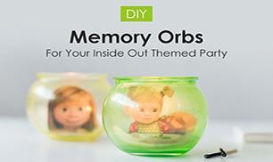 DIY Memory Orbs