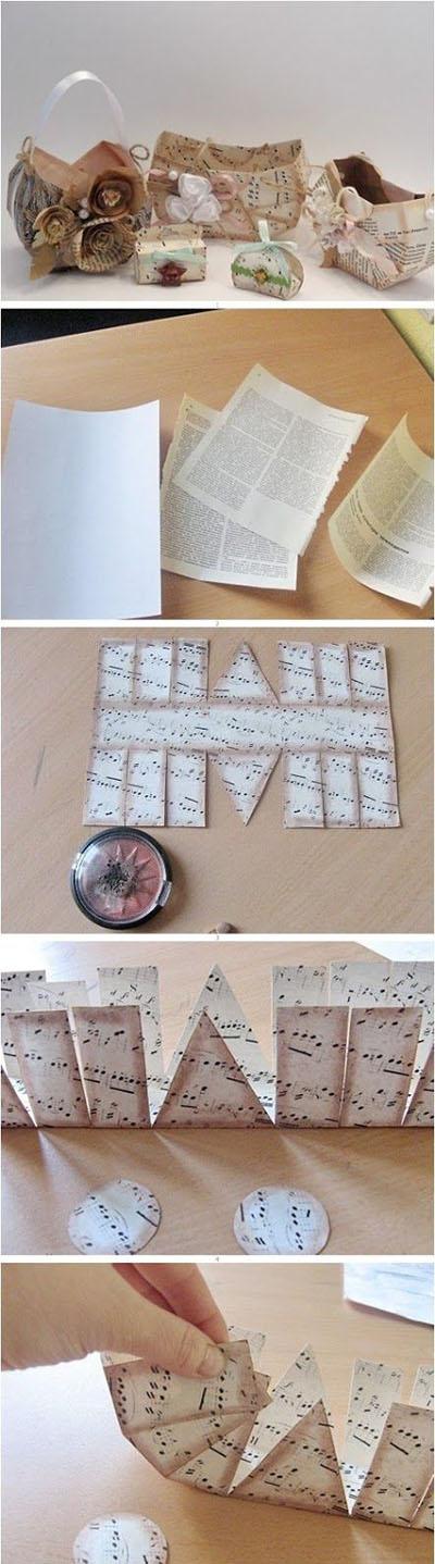 6 Cute Paper Bag b42372aa