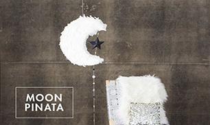 DIY Moon Pinata