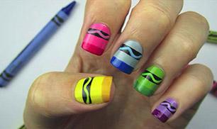 Easy Nails Tutorial