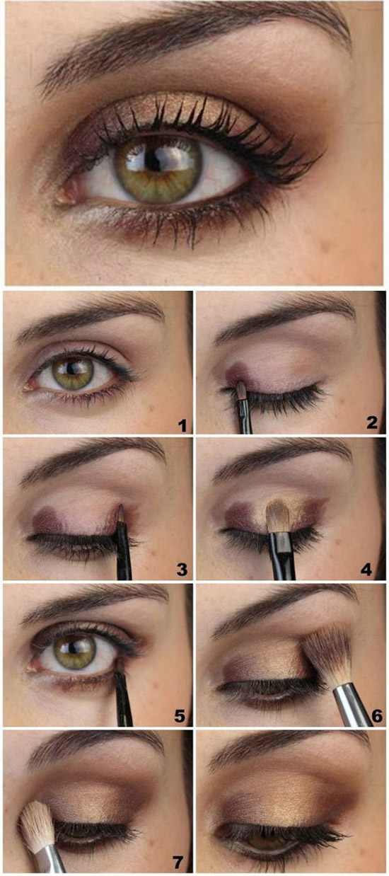 5  Soft Look for Hazel Eyes 484051478894d20c4